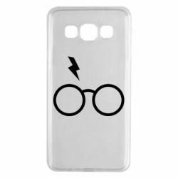Чохол для Samsung A3 2015 Гаррі Поттер лого