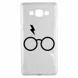 Чохол для Samsung A5 2015 Гаррі Поттер лого