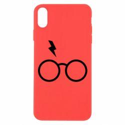 Чохол для iPhone Xs Max Гаррі Поттер лого