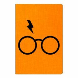 Блокнот А5 Гаррі Поттер лого
