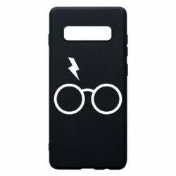 Чохол для Samsung S10+ Гаррі Поттер лого