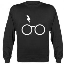 Реглан (світшот) Гаррі Поттер лого