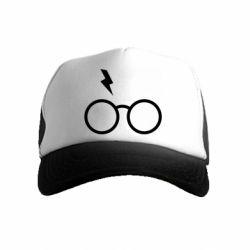 Дитяча кепка-тракер Гаррі Поттер лого