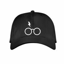 Дитяча кепка Гаррі Поттер лого