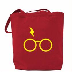Сумка Гаррі Поттер лого