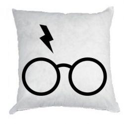 Подушка Гаррі Поттер лого