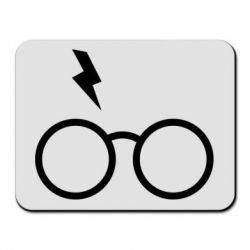 Килимок для миші Гаррі Поттер лого