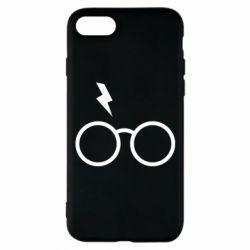 Чохол для iPhone 8 Гаррі Поттер лого