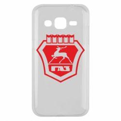 Чехол для Samsung J2 2015 ГАЗ - FatLine