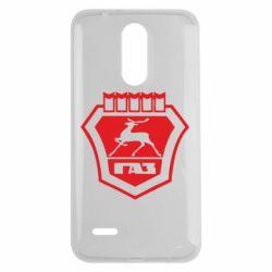 Чехол для LG K7 2017 ГАЗ - FatLine