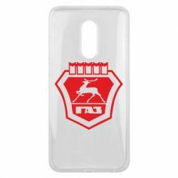 Чехол для Meizu 16 plus ГАЗ - FatLine