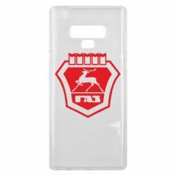 Чехол для Samsung Note 9 ГАЗ - FatLine