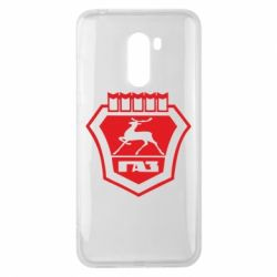 Чехол для Xiaomi Pocophone F1 ГАЗ - FatLine