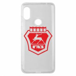 Чехол для Xiaomi Redmi Note 6 Pro ГАЗ - FatLine
