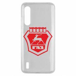 Чехол для Xiaomi Mi9 Lite ГАЗ - FatLine