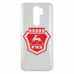 Чехол для Xiaomi Redmi Note 8 Pro ГАЗ - FatLine