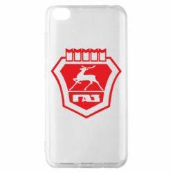 Чехол для Xiaomi Redmi Go ГАЗ