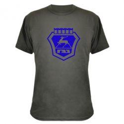 Камуфляжная футболка ГАЗ - FatLine