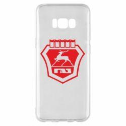 Чехол для Samsung S8+ ГАЗ - FatLine