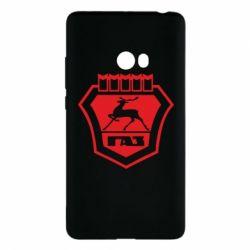 Чехол для Xiaomi Mi Note 2 ГАЗ - FatLine