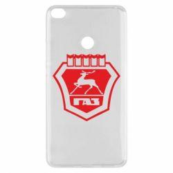 Чехол для Xiaomi Mi Max 2 ГАЗ - FatLine