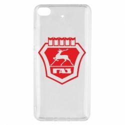 Чехол для Xiaomi Mi 5s ГАЗ - FatLine