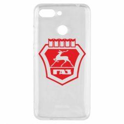 Чехол для Xiaomi Redmi 6 ГАЗ - FatLine