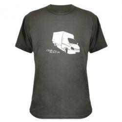 Камуфляжная футболка Газель Мафия