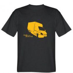 Мужская футболка Газель Мафия - FatLine