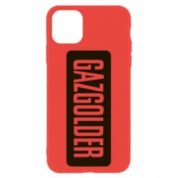Чохол для iPhone 11 Gazgolder