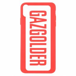 Чохол для iPhone X/Xs Gazgolder