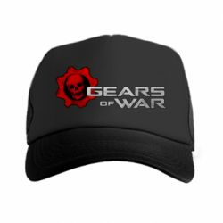 Кепка-тракер Gears of War logotype