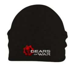 Шапка на флисе Gears of War logotype
