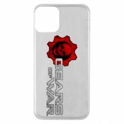 Чехол для iPhone 11 Gears of War logotype