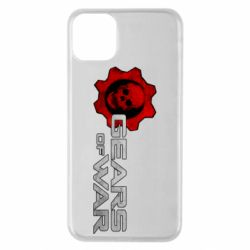 Чехол для iPhone 11 Pro Max Gears of War logotype