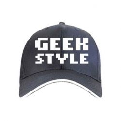 Кепка Geek Style
