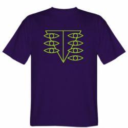 Мужская футболка Genesis Evangelion Seele logo