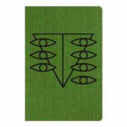 Блокнот А5 Genesis Evangelion Seele logo