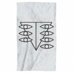 Рушник Genesis Evangelion Seele logo
