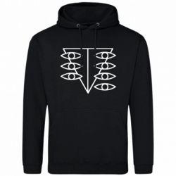 Мужская толстовка Genesis Evangelion Seele logo