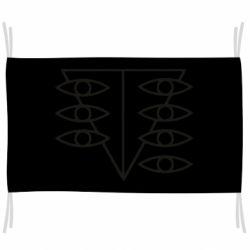 Флаг Genesis Evangelion Seele logo