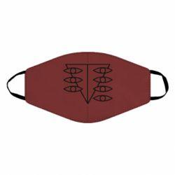 Маска для лица Genesis Evangelion Seele logo