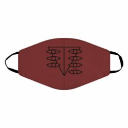 Маска для обличчя Genesis Evangelion Seele logo