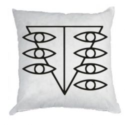 Подушка Genesis Evangelion Seele logo