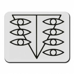 Килимок для миші Genesis Evangelion Seele logo