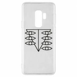 Чохол для Samsung S9+ Genesis Evangelion Seele logo