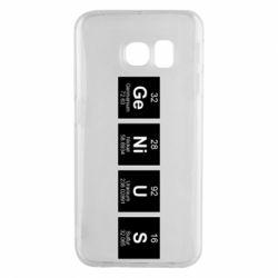 Чохол для Samsung S6 EDGE Genius