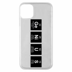 Чохол для iPhone 11 Pro Genius