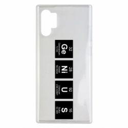 Чохол для Samsung Note 10 Plus Genius