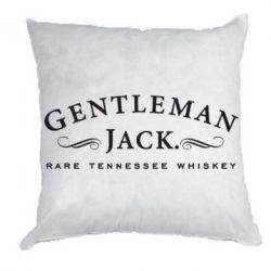 Подушка Gentleman Jack